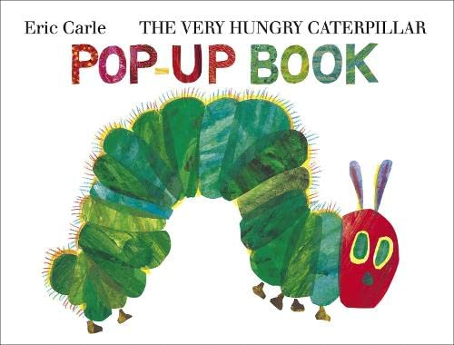 The Very Hungry Caterpillar Pop-Up Book By Eric Carle
