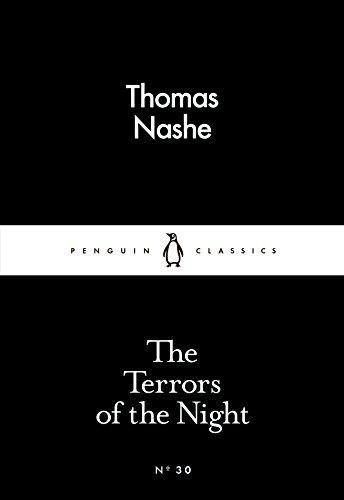 The Terrors of the Night by Thomas Nashe