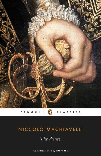 The Prince (Penguin Pocket Hardbacks) By Niccolo Machiavelli