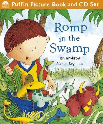 Harry and the Dinosaurs Romp in the Swamp By Ian Whybrow