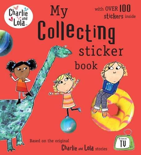 My Collecting Sticker Book By Lauren Child