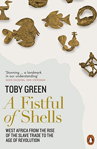 A Fistful of Shells By Toby Green