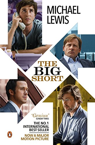 The Big Short: Film Tie-in by Michael Lewis