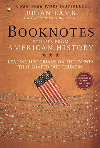 Booknotes By Professor Brian Lamb