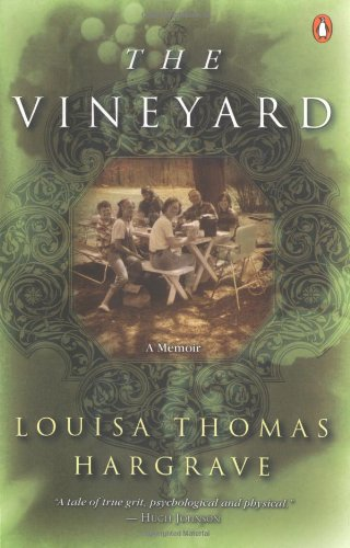 The Vineyard By Louisa Hargrave