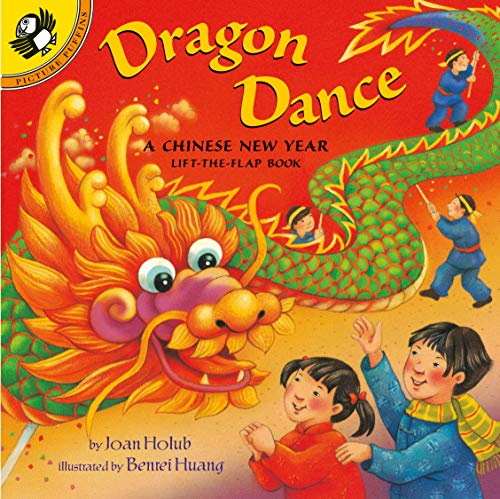 Dragon Dance: A Chinese New Ye By Joan Holub