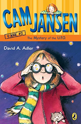 CAM Jansen and the Mystery of the U.F.O By Suanna Natti