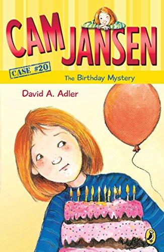 CAM Jansen: The Birthday Mystery #20 By David A Adler