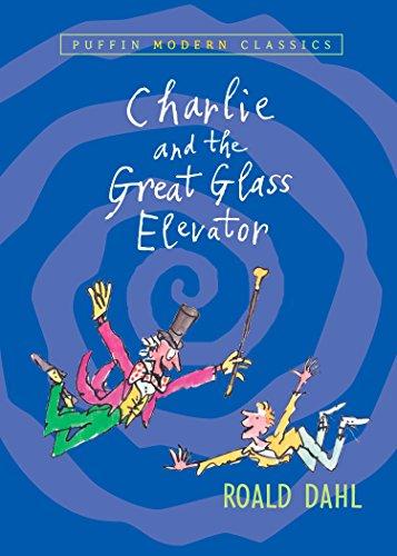 Charlie and the Great Glass Elevator von Roald Dahl (University Hospital Aarhus Denmark)