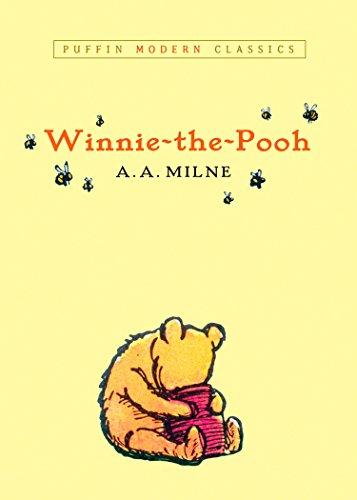 Winnie-The-Pooh (Puffin Modern Classics) By A A Milne