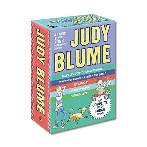 Judy Blume's Fudge Box Set von Judy Blume