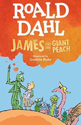 James and the Giant Peach By Roald Dahl (University Hospital Aarhus Denmark)