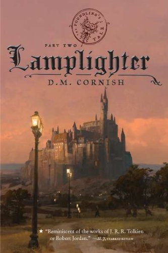 Lamplighter By D M Cornish