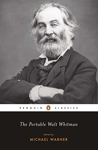 The Portable Walt Whitman: Penguin Portable Library By Walt Whitman