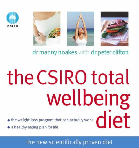 The Total Wellbeing Diet By Dr Manny Noakes