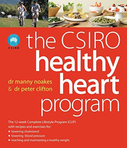 The Csiro Healthy Heart Program By Dr Manny Noakes