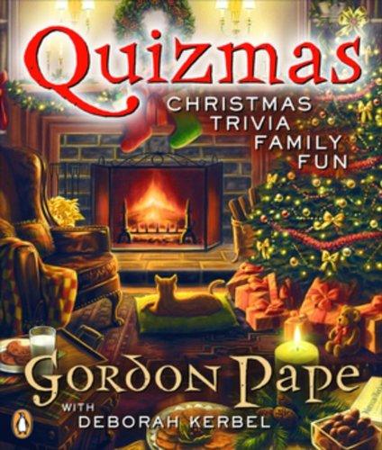 Quizmas Christmas Trivia Family Fun By Gordon Pape