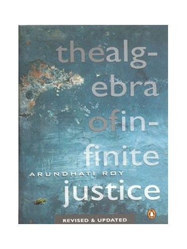 The Algebra of Infinite Justice by Unknown Author