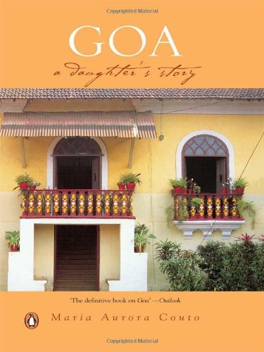 Goa By Maria Couto