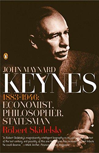 John Maynard Keynes von Robert Skidelsky