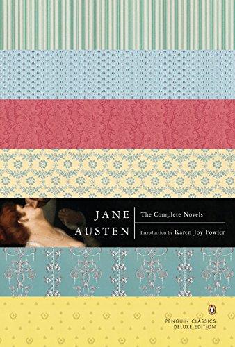 The Complete Novels (Penguin Classics) By Jane Austen