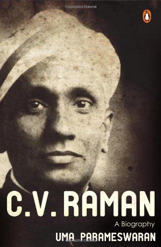 C.V. Raman By Uma Parameswaran