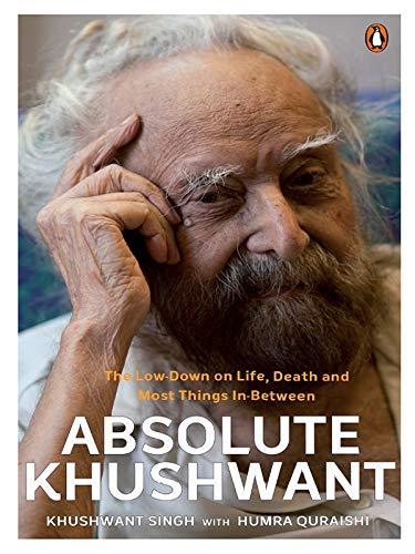 Absolute Khushwant By Khushwant Singh