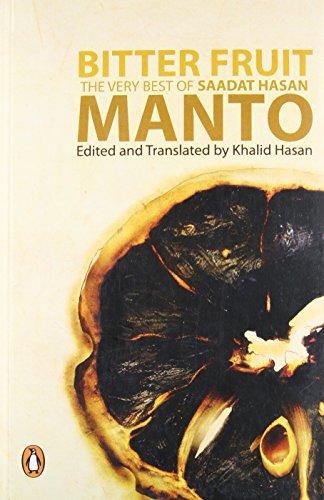 Bitter Fruit By Sa'adat Hasan Manto