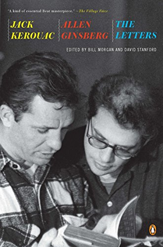 Jack Kerouac and Allen Ginsberg By Jack Kerouac