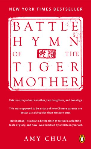 Battle Hymn of the Tiger Mother by Chua, Amy Book The Cheap Fast Free Post