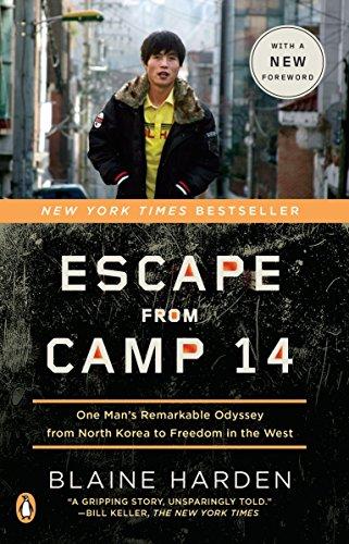 Escape from Camp 14 von Blaine Harden