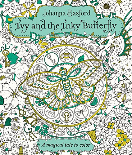 Ivy and the Inky Butterfly von Johanna Basford