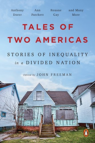 Tales Of Two Americas By John Freeman
