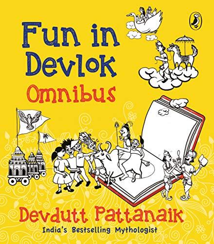 Fun in Devlok Omnibus By DEVDUTT PATTANAIK