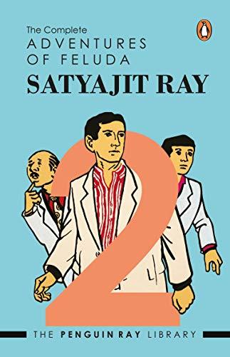 The Complete Adventures of Feluda Vol. 2 By Satyajit Ray