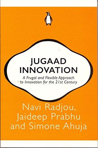 Jugaad Innovation (Penguin 30 ed)