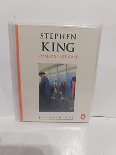 Umney's Last Case (Penguin 60s) By Stephen King