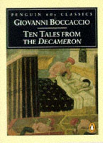 """Ten Tales from """"The Decameron"""" By Giovanni Boccaccio"""
