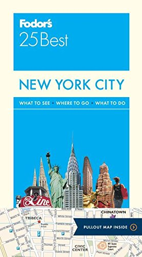 Fodor's New York City 25 Best By Fodor's Travel Guides