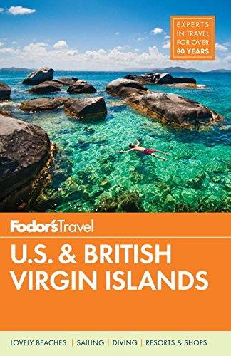Fodor's U.S. & British Virgin Islands By Fodor's Travel Guides