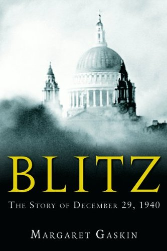 Blitz By Margaret Gaskin