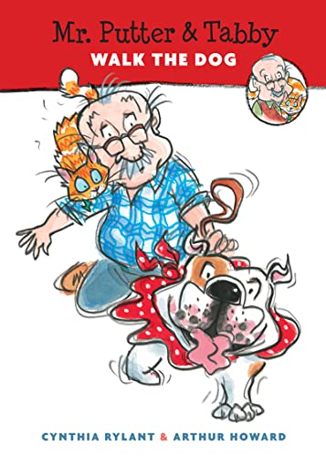 Mr. Putter and Tabby Walk the Dog By Cynthia Rylant