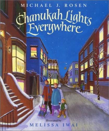 Chanukah Lights Everywhere By Michael J Rosen
