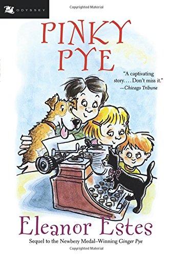 Pinky Pye By Eleanor Estes