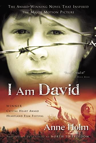 I am David von Anne Holm