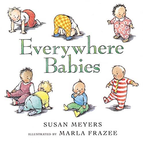 Everywhere Babies von Susan Meyers