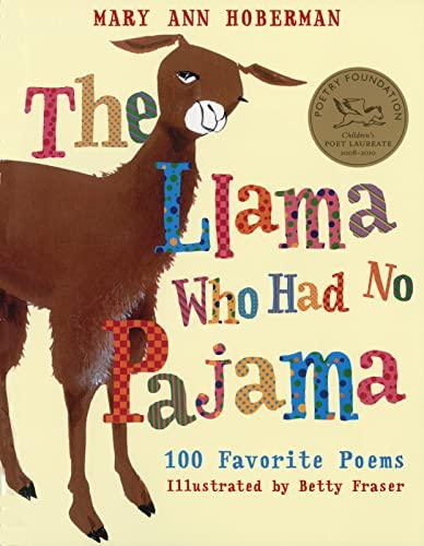 The Llama Who Had No Pajama By Mary Ann Hoberman