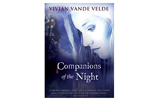Companions of the Night By Vivian,Vande Velde