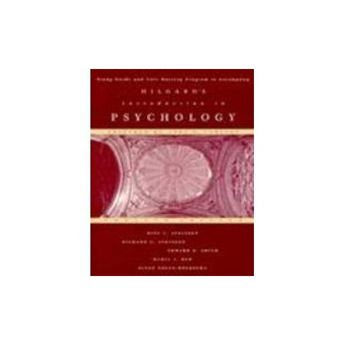 Introduction to Psychology: Study Guide (Unknown) By Susan Nolen-Hoeksema