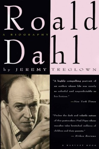 Roald Dahl By Professor of English Jeremy Treglown